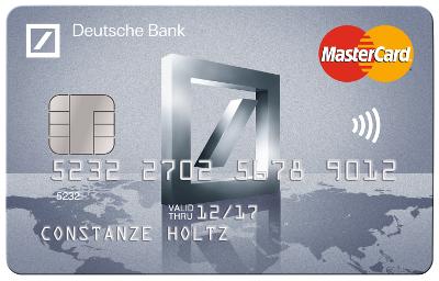 Deutsche Bank Mastercard Securecode