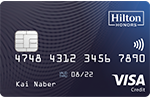 Hilton Honors Credit Card 150x95