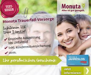 Sterbegeld / Trauerfallvorsorge- Familie