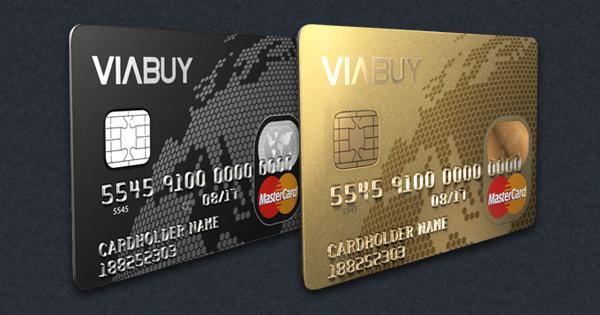 NEU: Hochgeprägte MasterCard Kreditkarte ohne Schufa in Gold oder Schwarz!