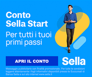 Conti Correnti Start e Premium di Banca Sella
