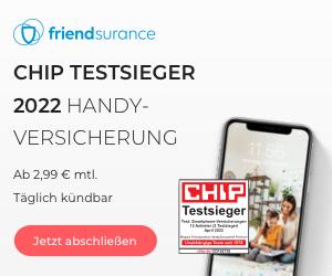 4x CHIP TESTSIEGER Handyversicherung_300x250