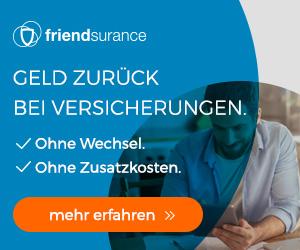 Geld zurück auch bei der KFZ-Versicherung
