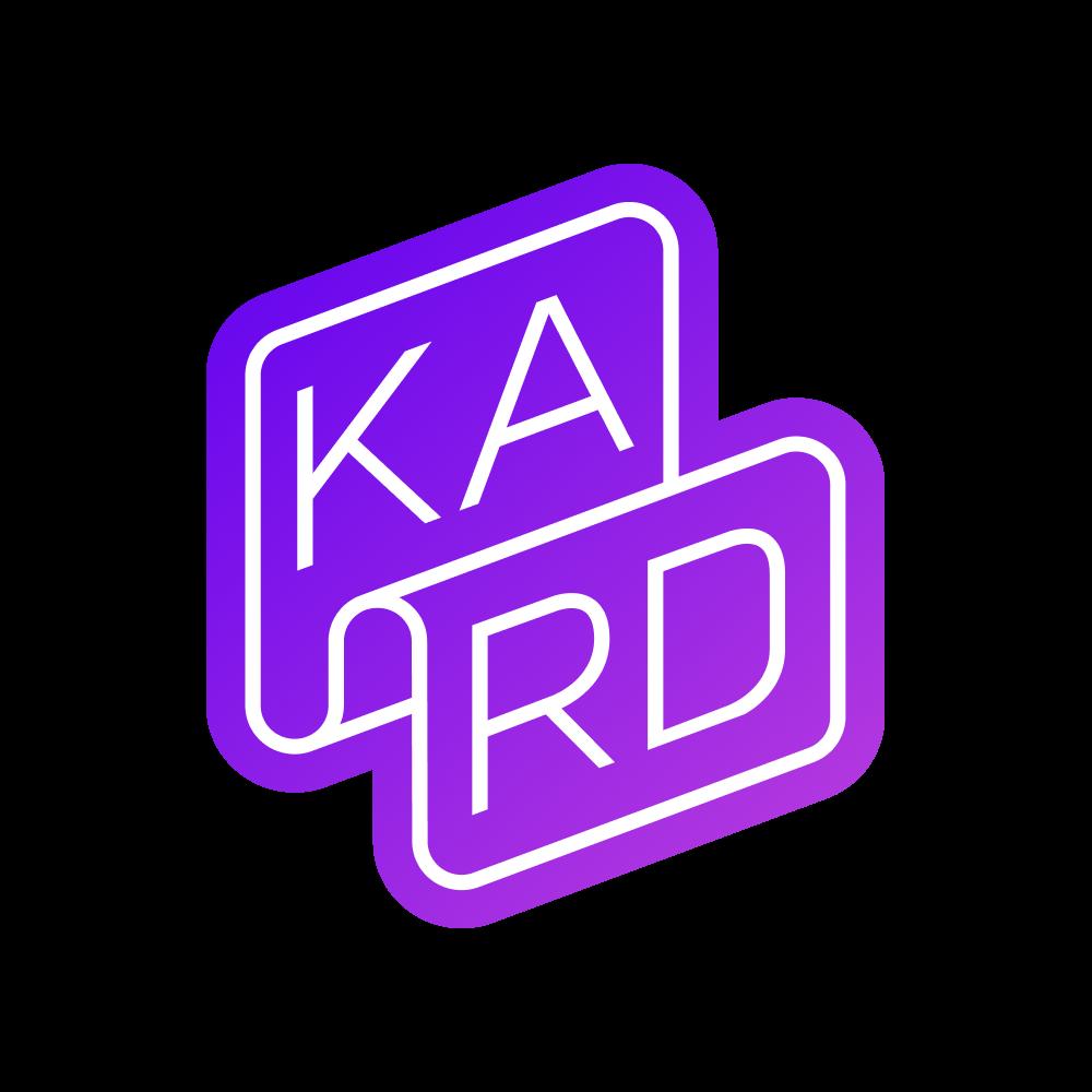 Kard logo purple