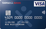 TARGOBANK Visa Classic-Flexx