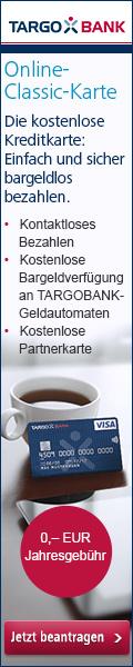 Targobank Visa für Studenten
