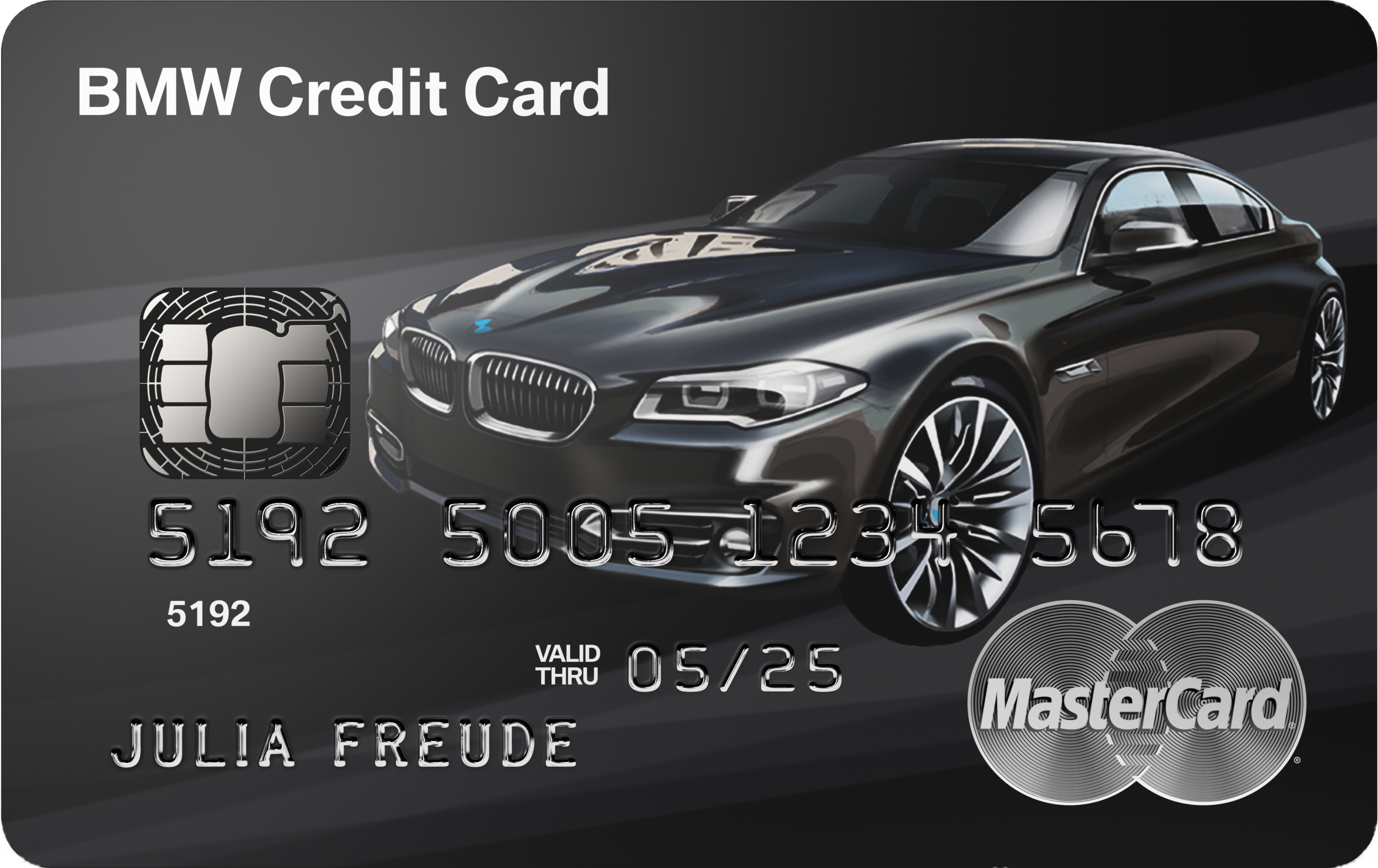 BMW Kreditkarte Premium Limited Edition