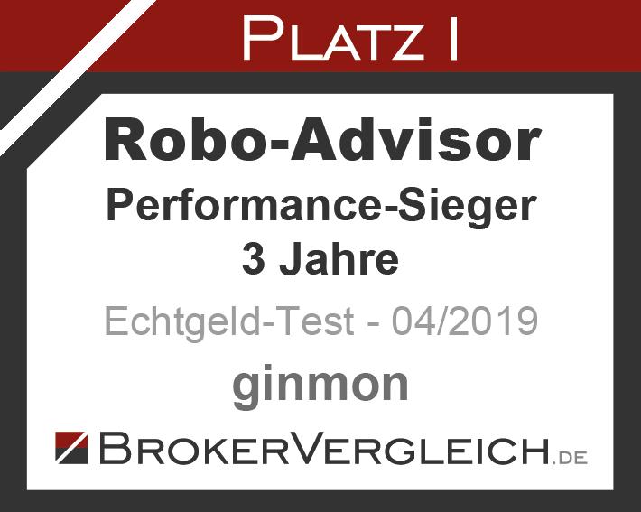 Robo-Advisor Testsieger