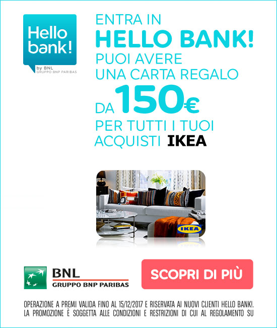 HELLO BANK - IKEA