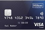 Jetzt mit der Hilton Honors Visacard Hilton Honors Goldstatus erhalten