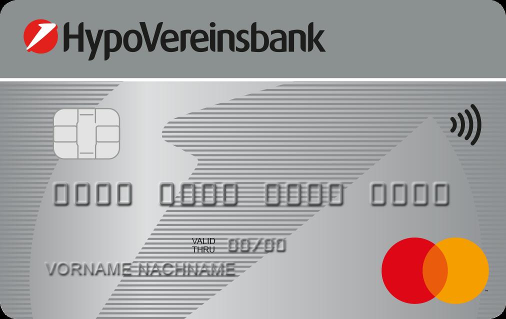 HVB Girokonto inkl. Mastercard