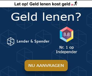 Lender & Spender lenen