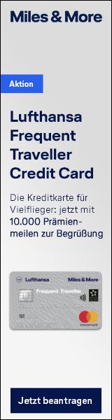 Aktion Credit Card Blue