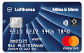 Lufthansa Miles and More Kreditkarte Blue