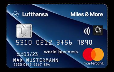 Miles & More Senator Credit Card