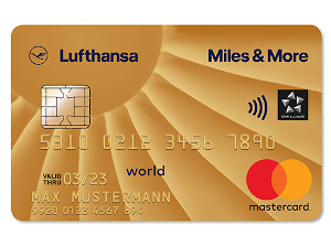 Miles and More Gold Card