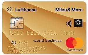 MIt der Business Card von Miles and More könnt Ihr Meilen sammeln und privat nutzen