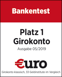 Bestes Girokonto 2018 Norisbank