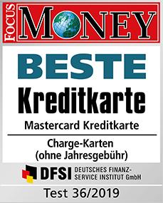 Top-Kreditkarte zum Girokonto Norisbank