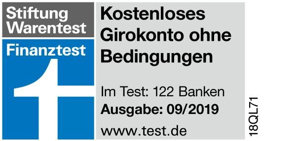 Kostenloses Girokonto ohne Bedingungen Norisbank