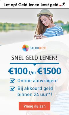 900 euro lenen