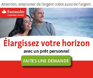 Santander pret