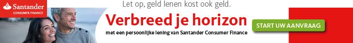 Santander krediet