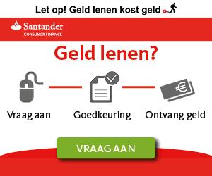 Santander consumenten krediet
