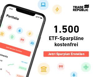 Trade Republic und kostenfreie Aktiensparpläne - BAM!!! 2