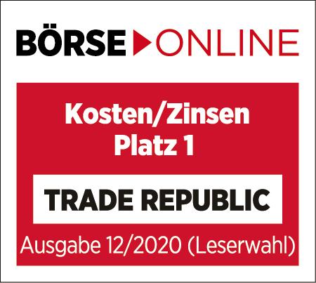 Traderepublic Test im Dezember 2020