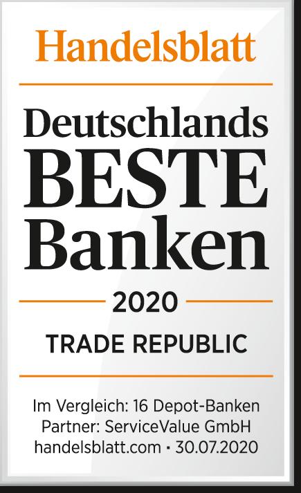 Trade Republic Test