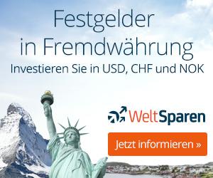 Fremdwährung Weltsparen.de
