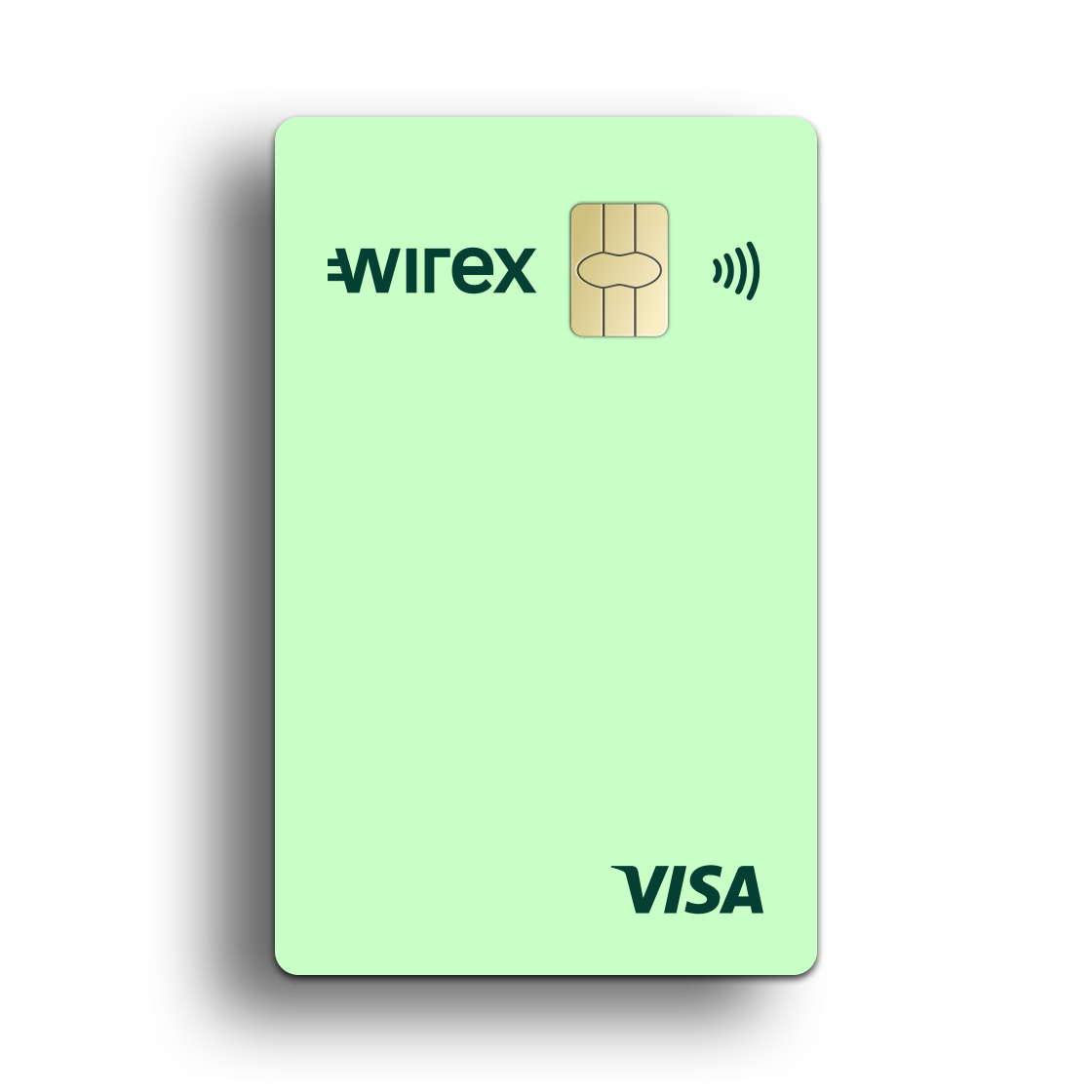 Wirex Card Image