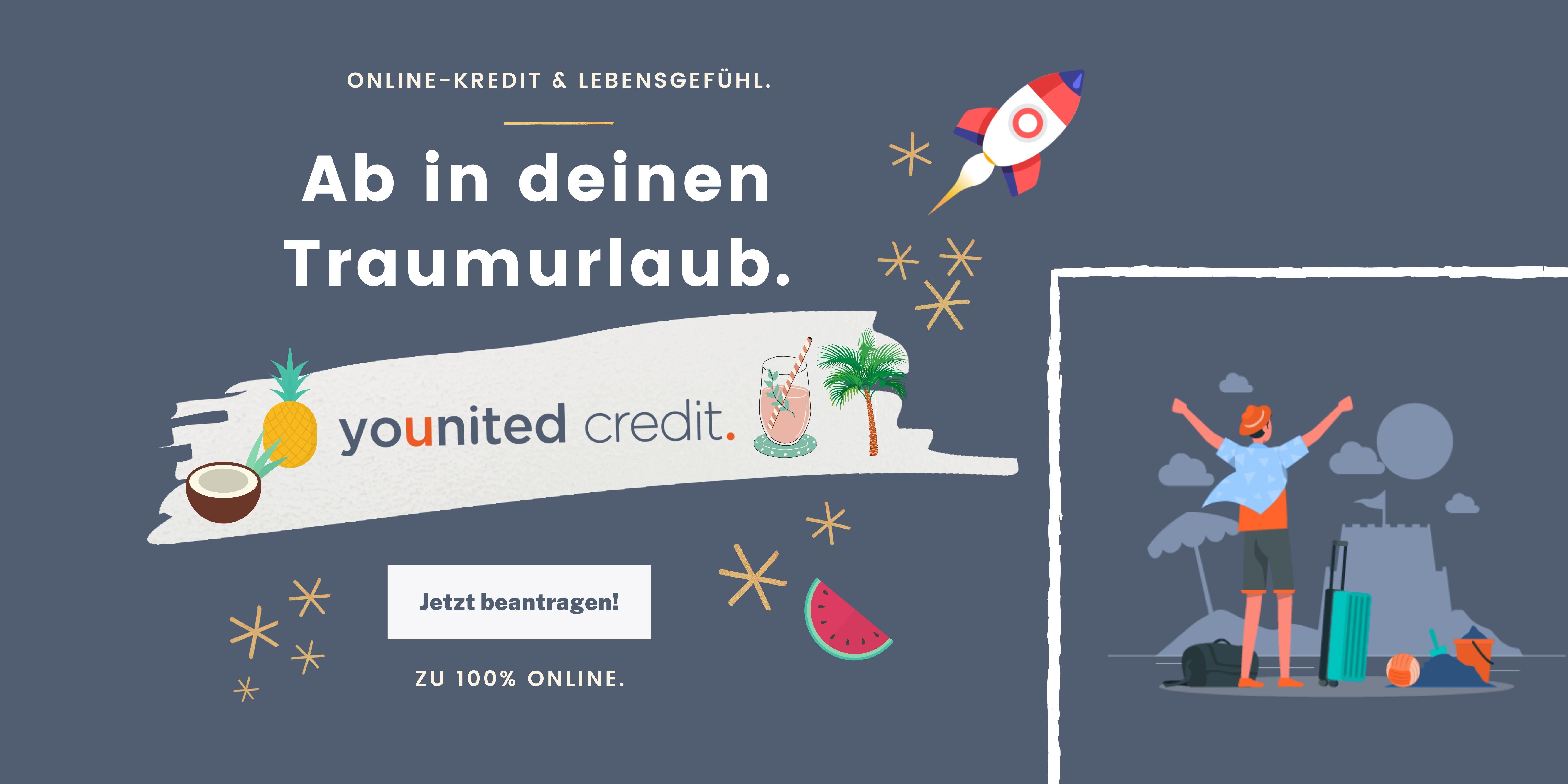 Urlaubskredit - United Credit